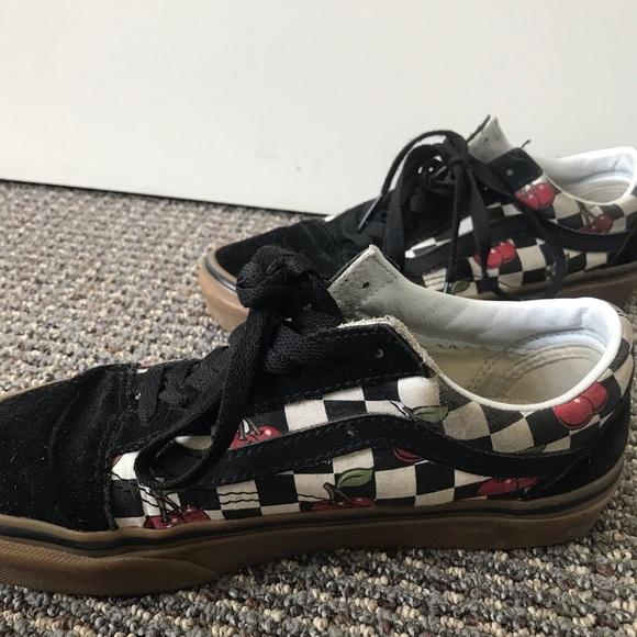 Vans Shoes | Vans Old Skool Cherry